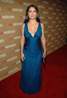 Salma Hayek's Boobs Are All-Stars