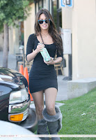 MmmMegan Fox In A Super Tight Dress