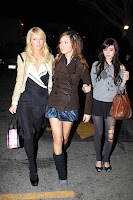 Paris Hilton's BFF Is Cute And Maybe Polluted