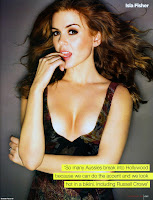 Isla Fisher FHM Magazine Pictures