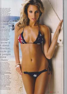 Laura Dundovic's Hot Bikini Pictorial
