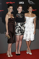 Scarlett Johansson, Eva Mendes And Paz Vega: Lesbian Fantasy Gone Bad