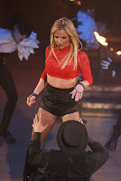 Britney Spears Circus Does Good Morning America