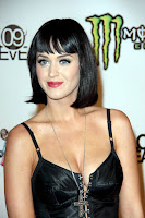 Katy Perry's Big Breasts For The New Year