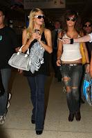 Paris Hilton's BFF In Hoochie Wear!