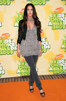 Megan Fox Is Too Hot For Kids