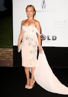 Hayden Panettiere's Dress Needs More To Hold On To