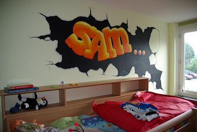 Graffiti Letters, Graffiti Murals