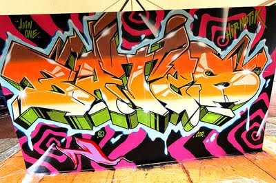best Graffiti art bates