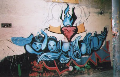 graffiti heart,graffiti velentine
