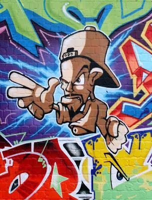 New Graffiti Wallpaper 2014