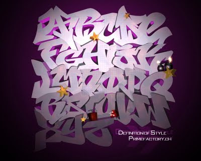 -b-bubble-style-design/: Size:450x348 - 46k: flava graffiti alphabet