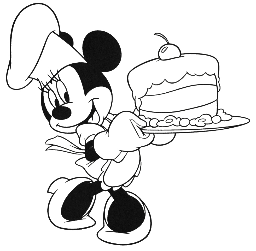May 2010 disney coloring pages for Free mickey coloring pages