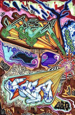 graffiti alphabet,graffiti-graffiti murals-arroe graffiti
