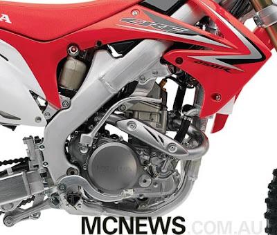 2010 Honda CRF250R