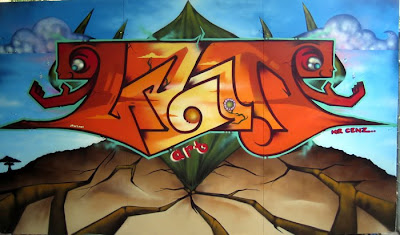 Graffiti An Urban Art