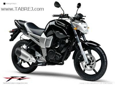yamaha FZ16 Bison Motorcycle