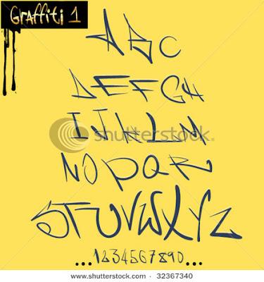 alphabet graffiti,graffiti alphabe