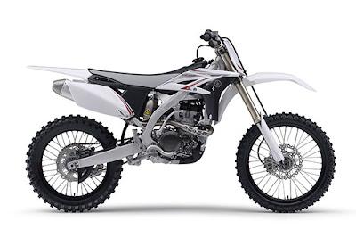 2010 Yamaha YZ250F Motorcycle,Yamaha Motorcycles