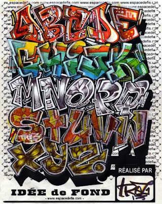 alphabet graffiti,graffiti letter alphabet