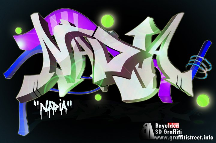 black and white graffiti characters. house 3D Wildstyle Graffiti