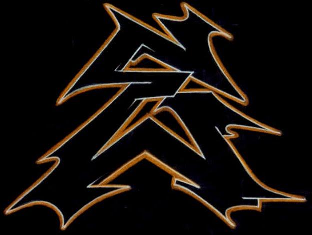 letter e graffiti. Black Graffiti Letter E