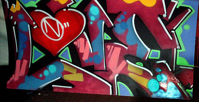 wallpaper graffiti love. Graffiti Wallpaper Love.