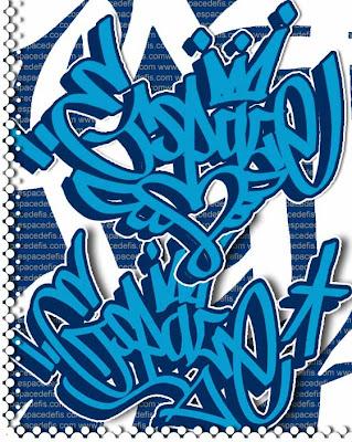 Graffiti Alphabet,letras de graffitis,abecedario de graffiti
