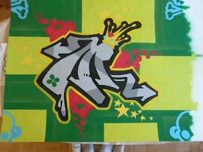 Graffiti Letters, Graffiti M