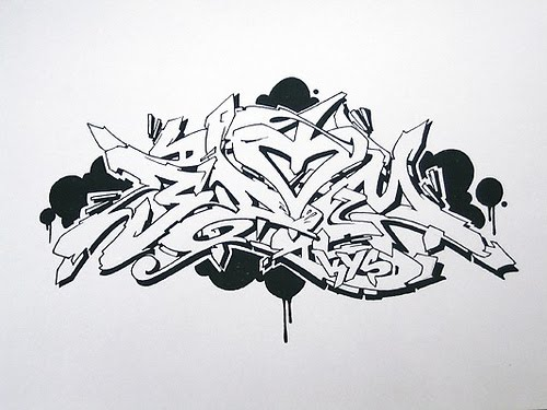 Graffiti Style Wildstyle Gallery