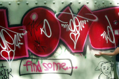 Graffiti De Amor,Graffiti Love