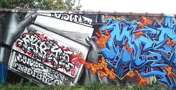 best graffiti pictures ever  25    cool graffiti designs