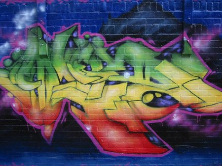 Graffiti Wallpaper - Beautiful Desktop, Twitter & Myspace Backgrounds
