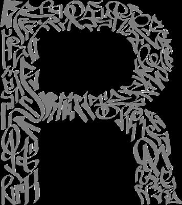 Graffiti R, Graffiti Letters