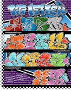 Graffiti Alphabet, Graffiti Letters,Graffiti Letters AZ