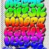 Graffiti alphabet graffiti alphabet bubble graffiti letters