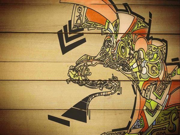 Top Graffiti Graphic Design