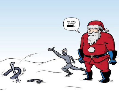 Christmas Graffiti