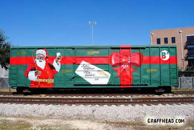 Christmas Graffiti