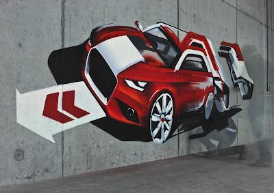 graffiti murals street