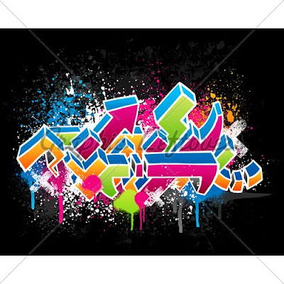 Graffiti Design, Graffiti Sketches
