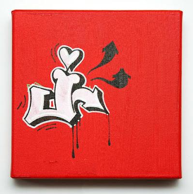 Graffiti Letters J, Graffiti Names
