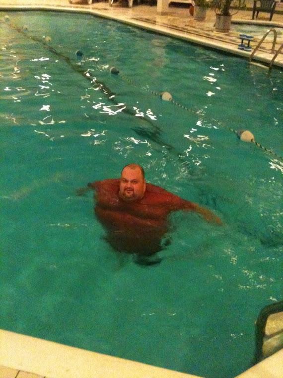 Nightly Swimming