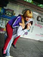 Yo & Shoa ( mi melli ; la de abajo ) xD