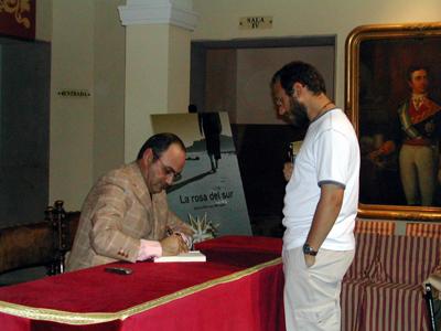 Firma de novela