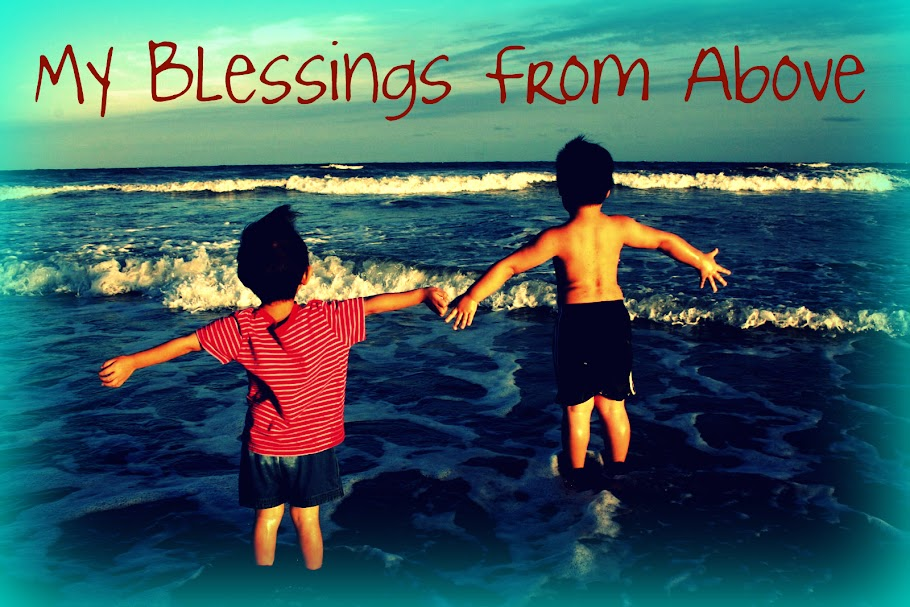 My Blessings From Above