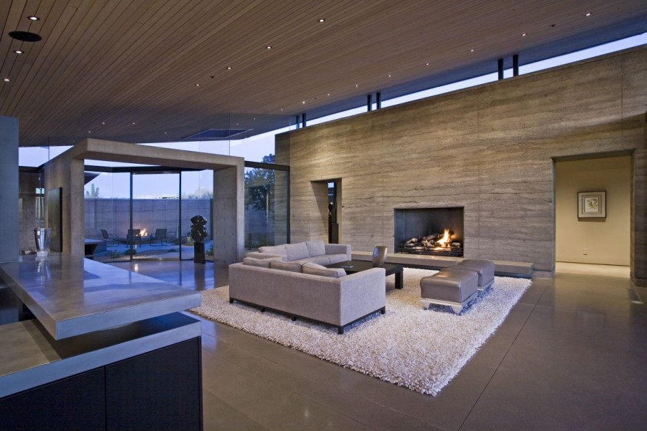 Desert Wing House : By Kendle Design Collaborative/Brent Kendle ...