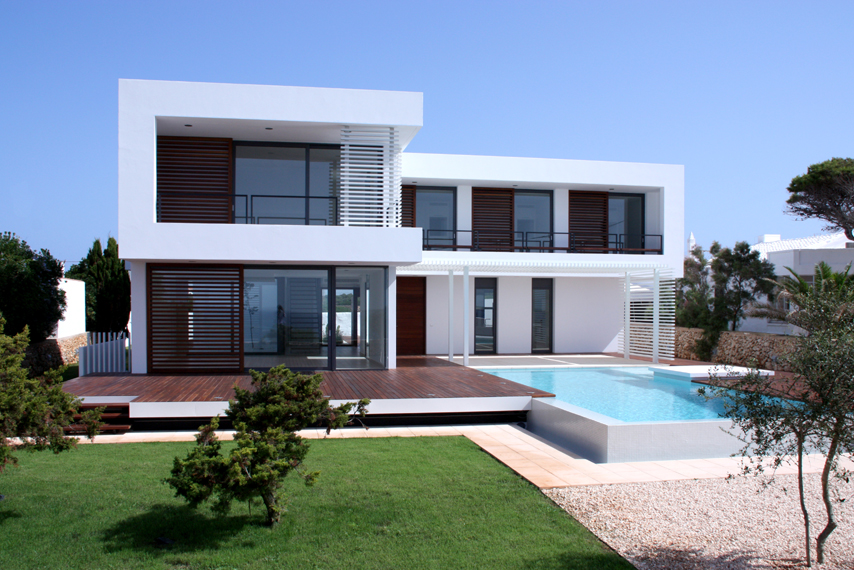 House in menorca by dom arquitectura housevariety - Dom arquitectura ...