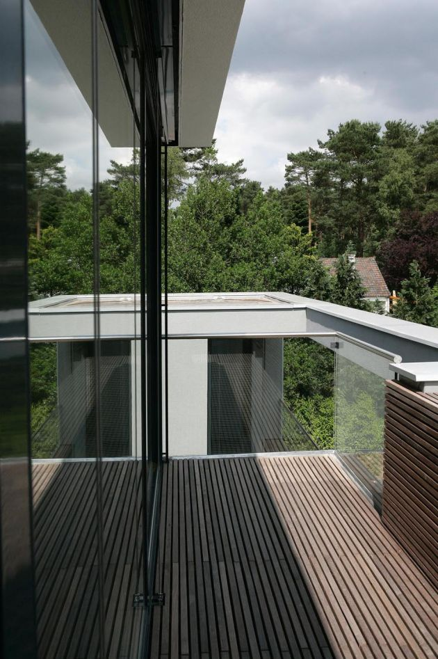 House In Bosch En Duin By Maas Architects Housevariety - House-in-bosch-en-duin-by-maas-architects