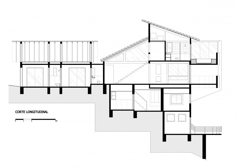 Floor plan 03 drawing courtesy of david guerra architecture